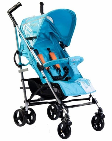 Купить Коляска-трость Jetem London Blue в интернет магазине игрушек и детских товаров