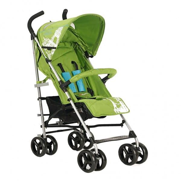 Купить Коляска-трость Jetem Paris Olive Green в интернет магазине игрушек и детских товаров