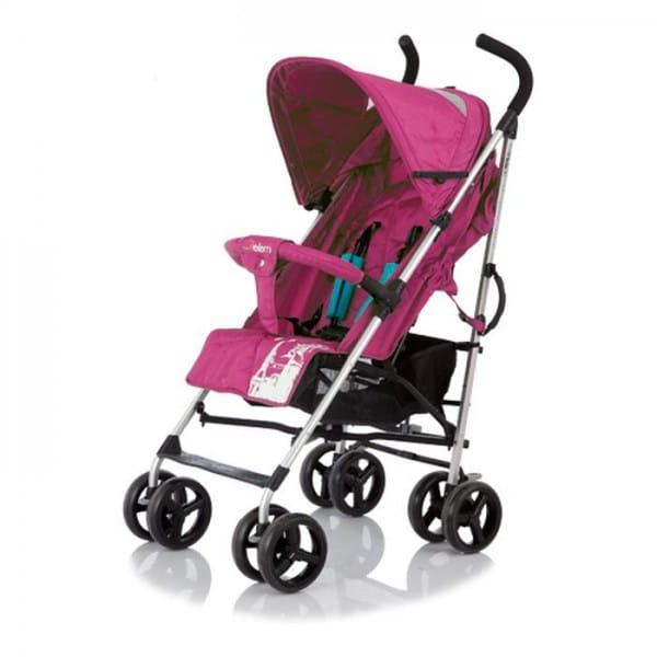Купить Коляска-трость Jetem Paris Pink в интернет магазине игрушек и детских товаров