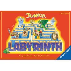 Фото Настольная игра Ravensburger Лабиринт Джуниор (Labyrinth Junior)