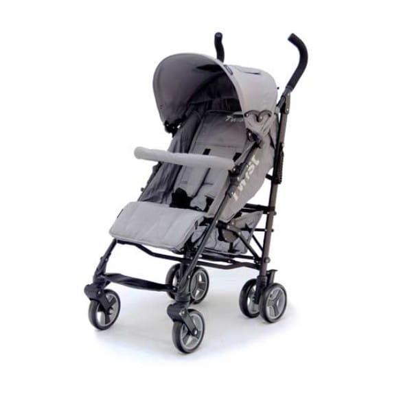 Купить Коляска-трость Jetem Twist Grey в интернет магазине игрушек и детских товаров