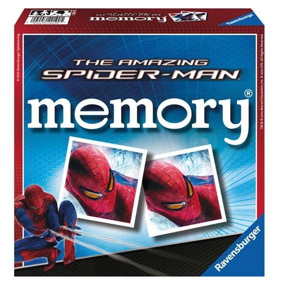 Купить Настольная игра Ravensburger Мемори Spider-Man в интернет магазине игрушек и детских товаров