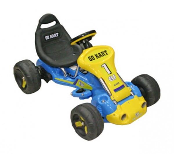 Электрокарт Bondibon - синий