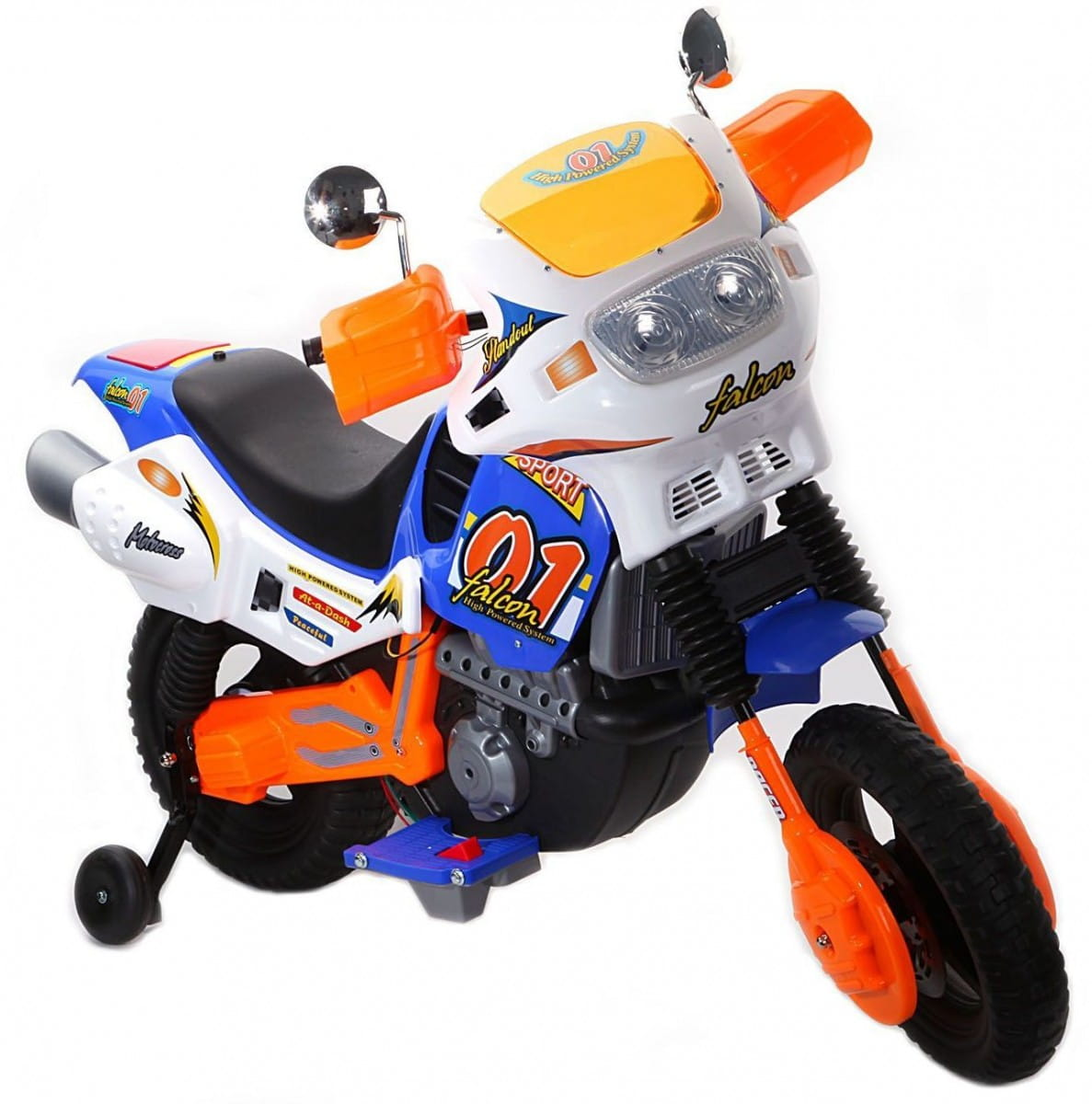 Электромотоцикл BONDIBON A21