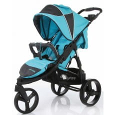 Фото Коляска прогулочная Baby Care Jogger Cruze Blue