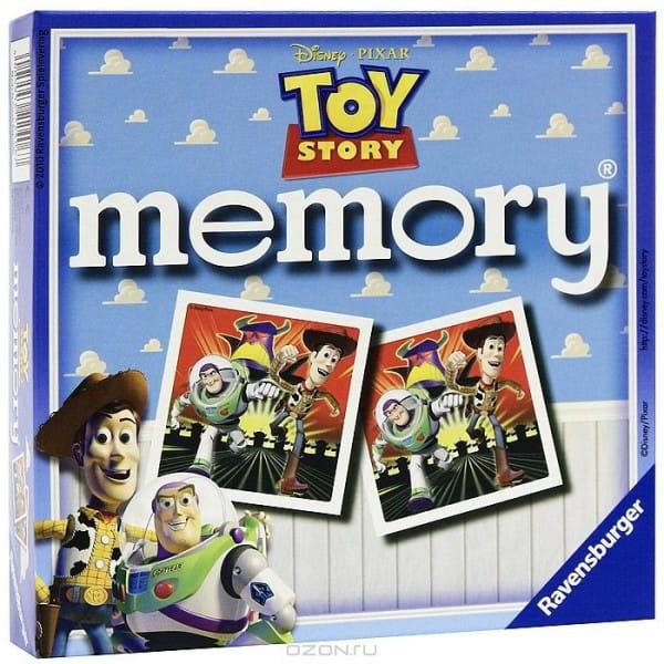 Купить Настольная игра Ravensburger Мемори мини История игрушек в интернет магазине игрушек и детских товаров