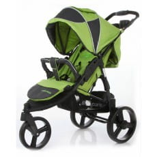 Фото Коляска прогулочная Baby Care Jogger Cruze Green