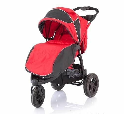 Baby Care Jogger Cruze Инструкция
