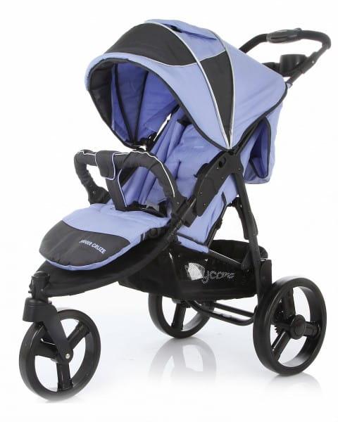Купить Коляска прогулочная Baby Care Jogger Cruze Violet в интернет магазине игрушек и детских товаров