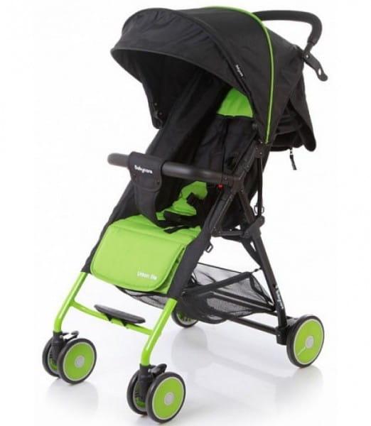 Купить Коляска прогулочная Baby Care Urban Lite Green в интернет магазине игрушек и детских товаров
