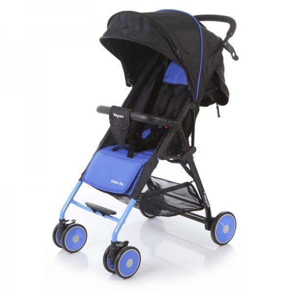 Купить Коляска прогулочная Baby Care Urban Lite Blue в интернет магазине игрушек и детских товаров