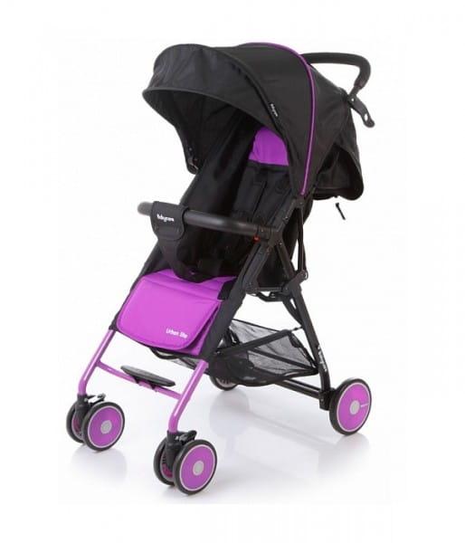 Купить Коляска прогулочная Baby Care Urban Lite Purple в интернет магазине игрушек и детских товаров