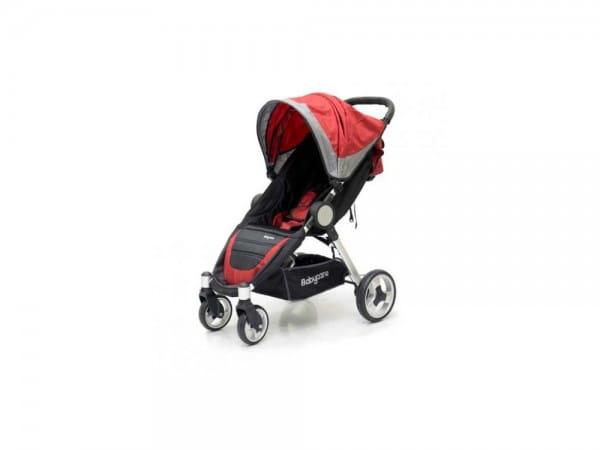 Купить Коляска прогулочная Baby Care Variant 3 Red в интернет магазине игрушек и детских товаров