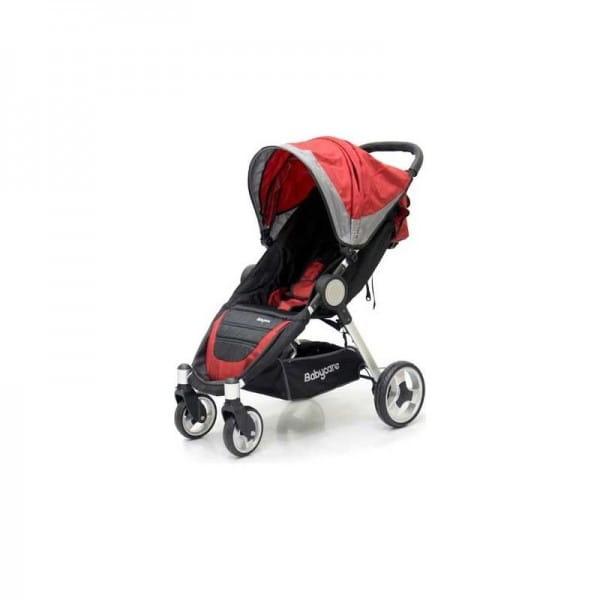 Купить Коляска прогулочная Baby Care Variant 4 Red в интернет магазине игрушек и детских товаров
