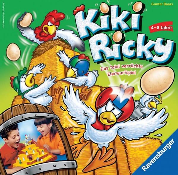 Настольная игра Ravensburger Петух в курятнике (Kiki Ricky)
