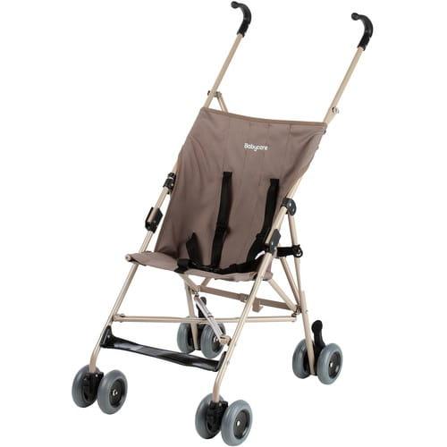 Купить Коляска-трость Baby Care Buggy B01 Brown в интернет магазине игрушек и детских товаров