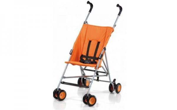 Купить Коляска-трость Baby Care Buggy B01 Orange в интернет магазине игрушек и детских товаров