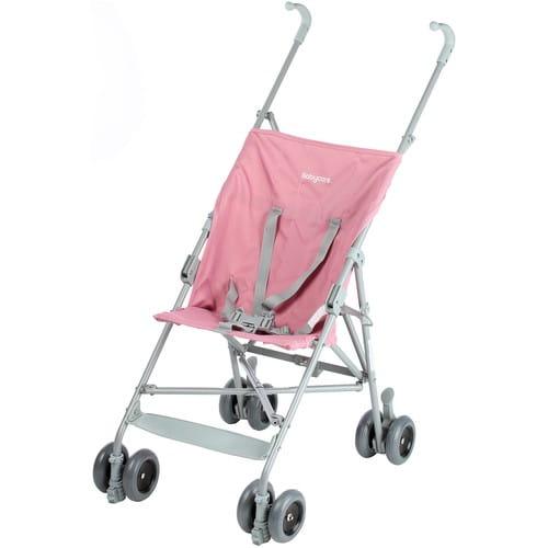 Купить Коляска-трость Baby Care Buggy B01 Pink в интернет магазине игрушек и детских товаров