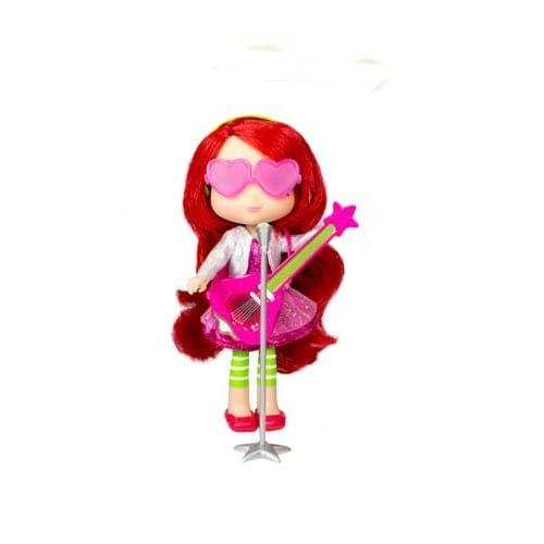 Купить Кукла Strawberry Shortcake Шарлотта Земляничка Кукла с музыкальным инструментом - Земляничка 15 см в интернет магазине игрушек и детских товаров