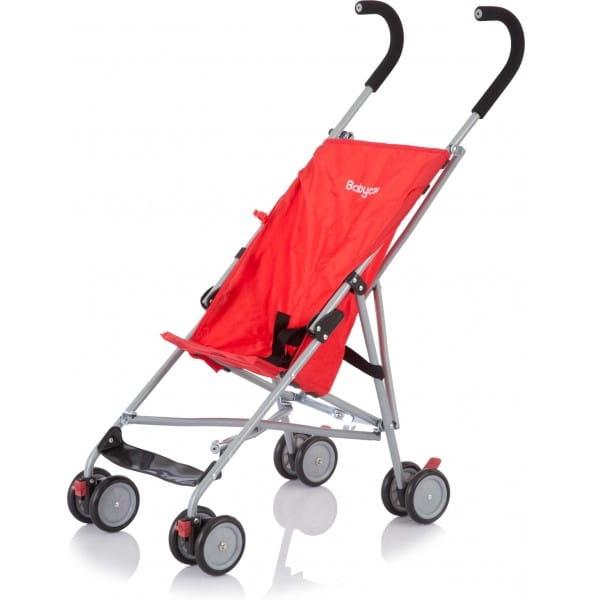 Купить Коляска-трость Baby Care Buggy B01 Red в интернет магазине игрушек и детских товаров