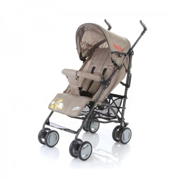 Купить Коляска-трость Baby Care In City Khaki в интернет магазине игрушек и детских товаров