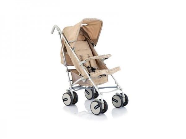 Купить Коляска-трость Baby Care Premier Beige в интернет магазине игрушек и детских товаров