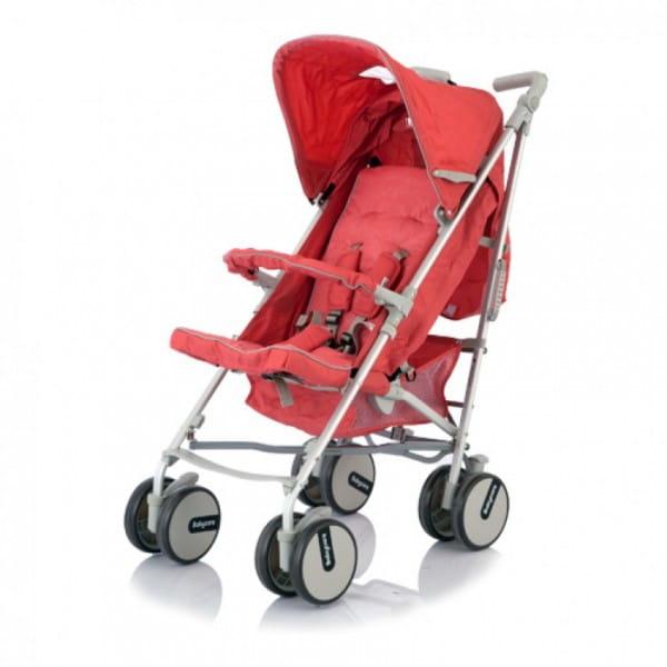 Купить Коляска-трость Baby Care Premier Pink в интернет магазине игрушек и детских товаров
