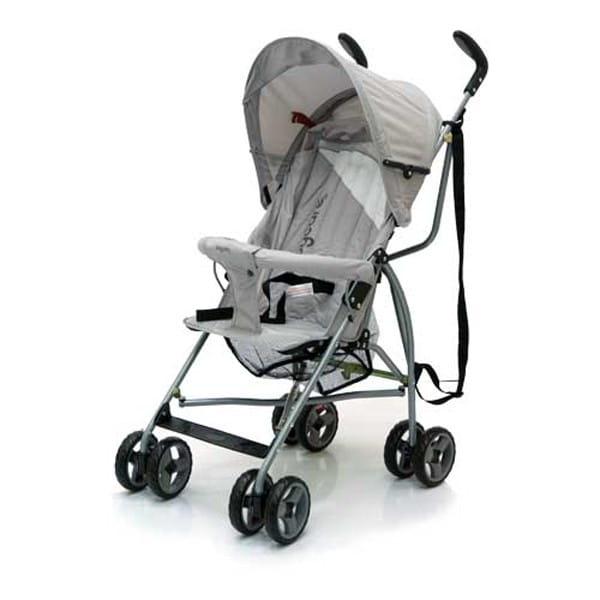 Купить Коляска-трость Baby Care Vento Grey в интернет магазине игрушек и детских товаров