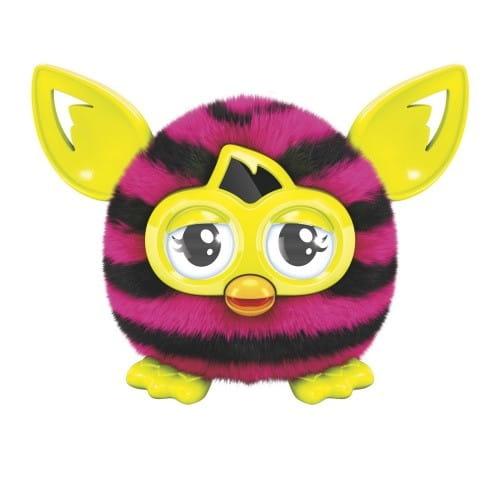 Интерактивная игрушка Furby Furblings Ферблинг Полосатый (Hasbro)