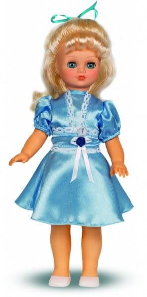 Кукла Весна Лиза в голубом платье (со звуком)