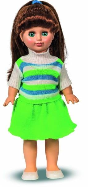 Кукла Весна Иринка в зеленой юбке