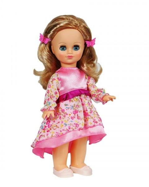 Купить Кукла Весна Наталья в розовом платье в интернет магазине игрушек и детских товаров