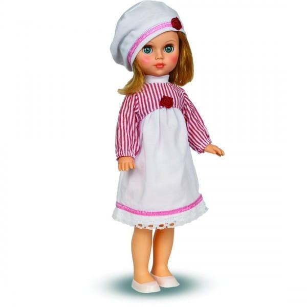 Кукла ВЕСНА Мила в накидке и берете