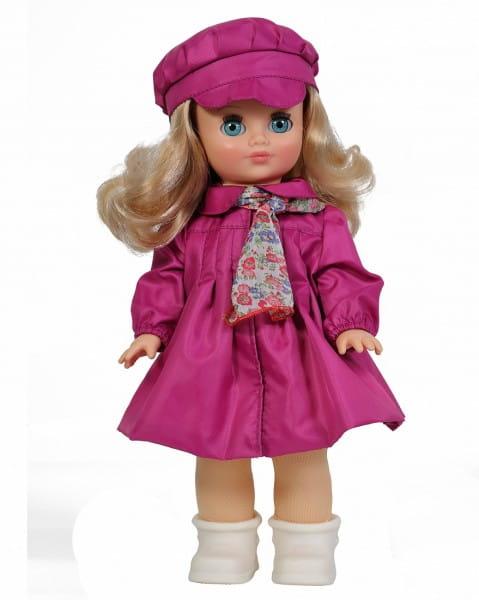 Кукла Весна Наталья в розовом наряде (со звуком)