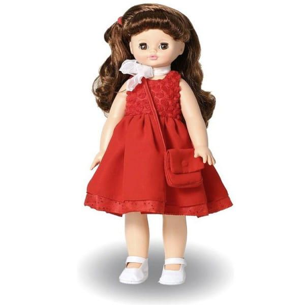 Кукла Весна Алиса в алом платье