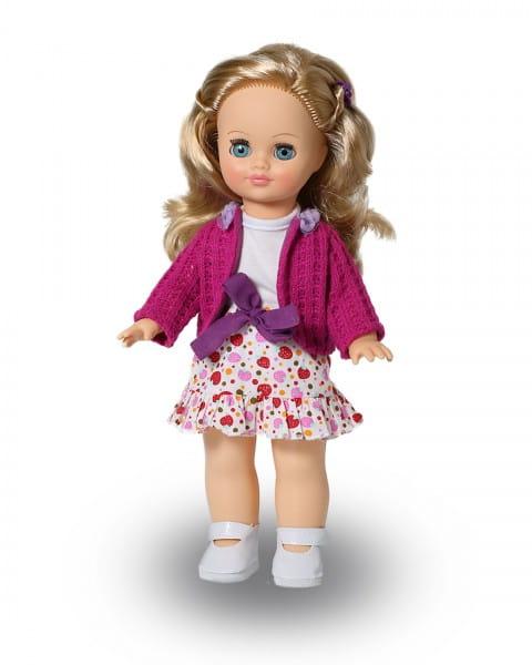Кукла Весна Элла в малиновой курточке (со звуком)