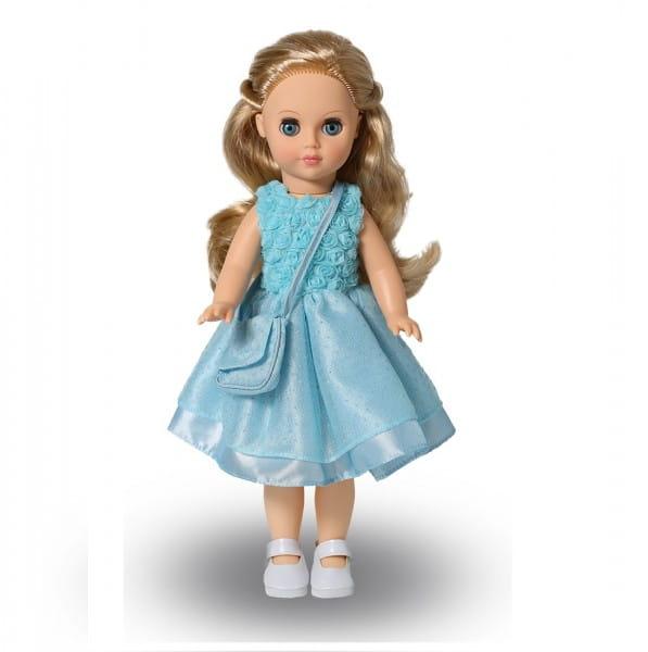 Кукла Весна Мила в голубом платье