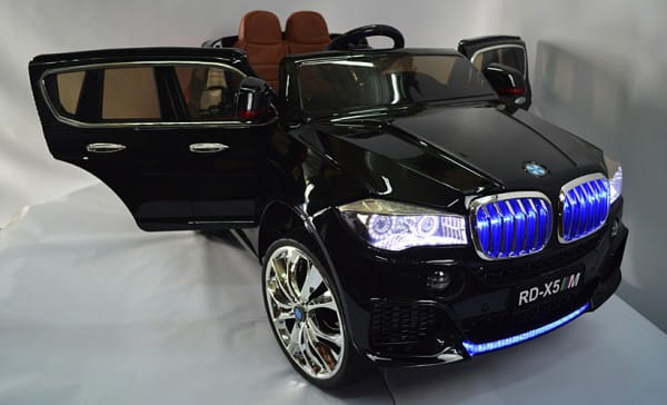 Купить Электромобиль Kids Cars BMW X5 Style в интернет магазине игрушек и детских товаров
