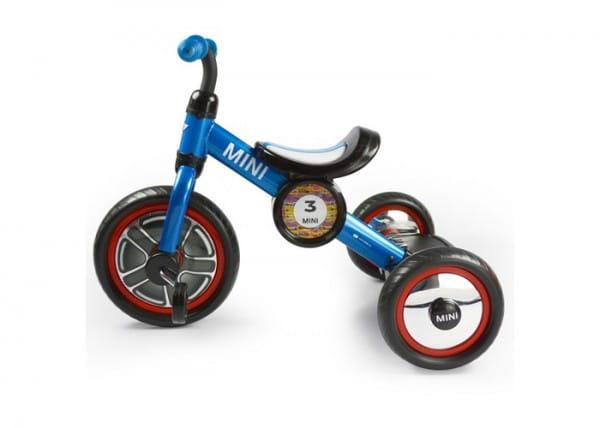 Детский трехколесный велосипед Rastar - 10 дюймов (синий)