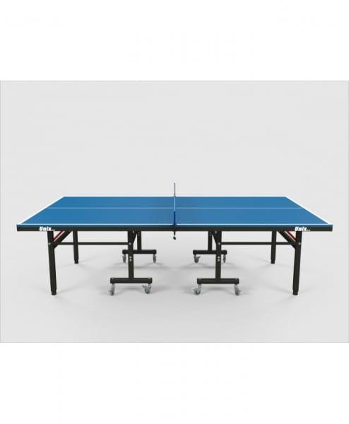 Всепогодный теннисный стол Unixline - голубой