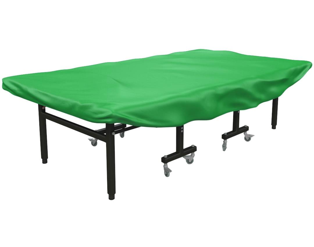 Универсальный чехол для теннисного стола UNIX  зеленый - Теннисные столы