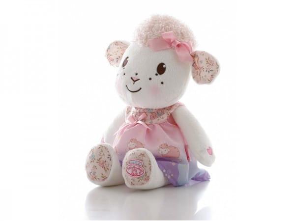 Купить Музыкальная овечка Baby Annabell (Zapf Creation) в интернет магазине игрушек и детских товаров