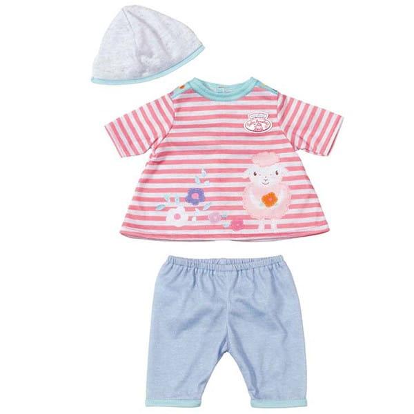 Одежда для куклы Baby Annabell - 36 см (Zapf Creation)