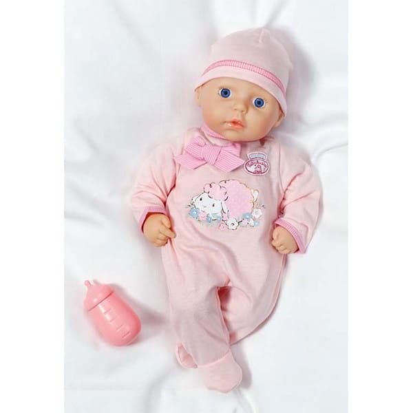 Купить Кукла Baby Annabell с бутылочкой - 36 см (Zapf Creation) в интернет магазине игрушек и детских товаров
