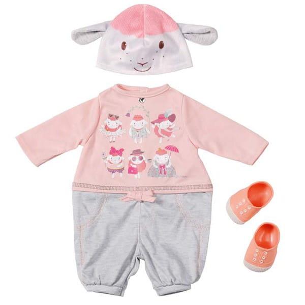 Купить Одежда для прогулки Baby Annabell (Zapf Creation) в интернет магазине игрушек и детских товаров