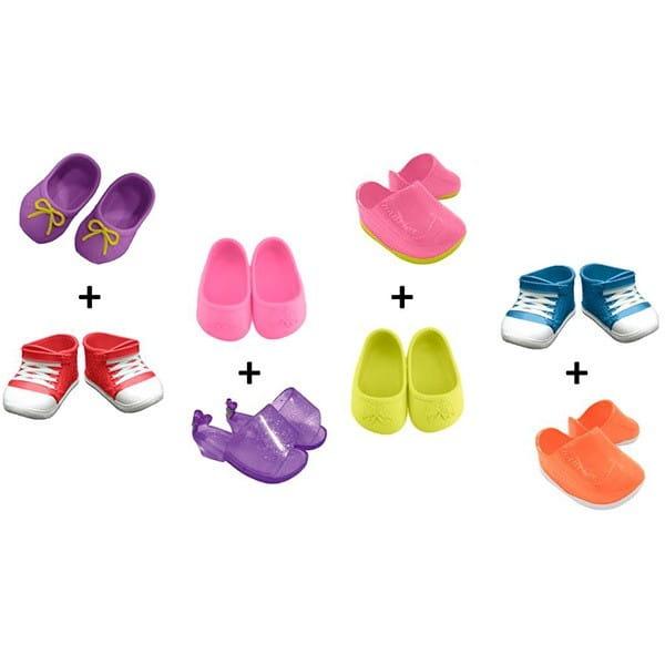 Купить Ботиночки Baby Born 2 пары (Zapf Creation) в интернет магазине игрушек и детских товаров