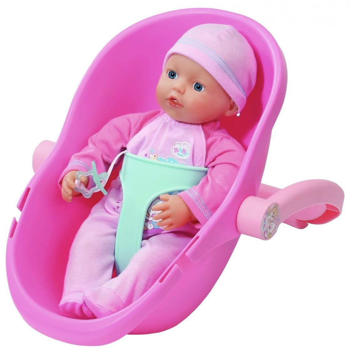 Кресло-переноска Baby Born 822-494 для куклы 32 см (Zapf Creation)