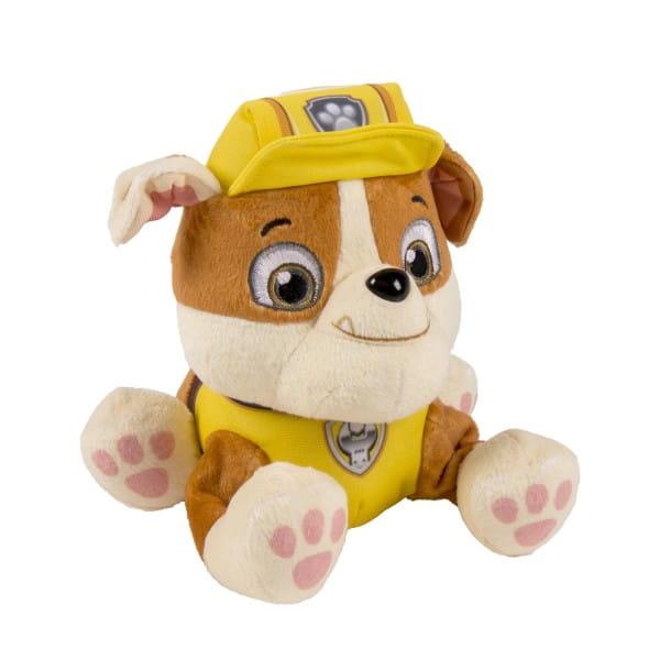 Купить Игровой набор Paw Patrol Щенячий патруль Плюшевый щенок Крепыш - 15 см в интернет магазине игрушек и детских товаров