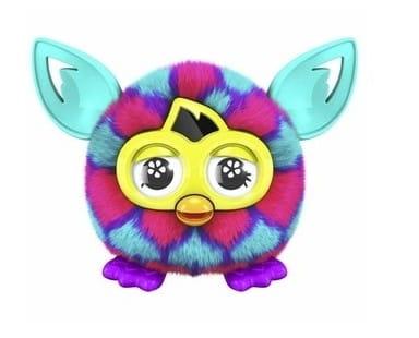 Интерактивная игрушка Furby Furblings Ферблинг Розовые сердечки (Hasbro)