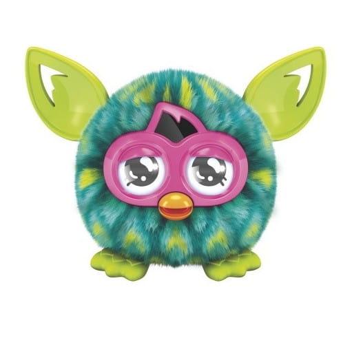 Интерактивная игрушка Furby Furblings Ферблинг Павлин (Hasbro)